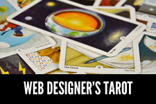 Web Designer's Tarot - On Sale!