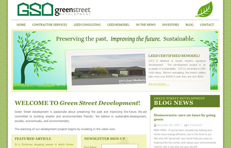 Green Street Development