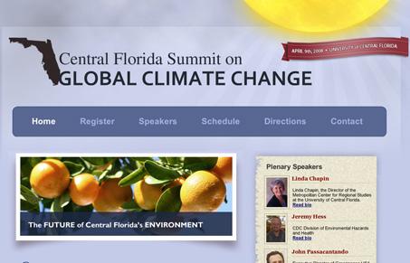 http://www.climatesummit.ucf.edu/