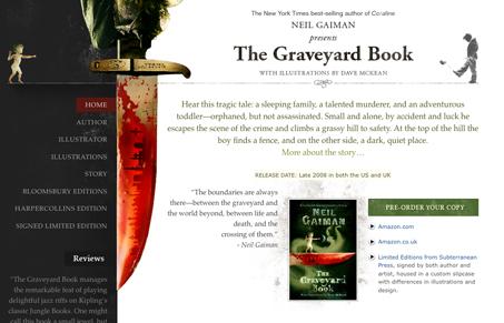 thegraveyardbook.com
