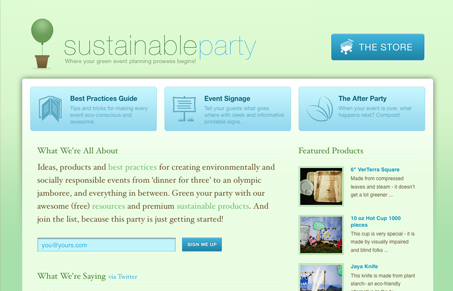 sustainableparty