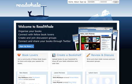 readwhalecom