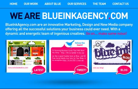 blueinkagencycom