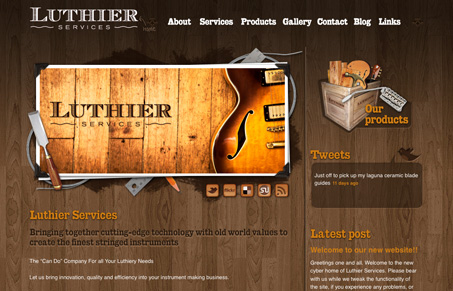 luthierservices