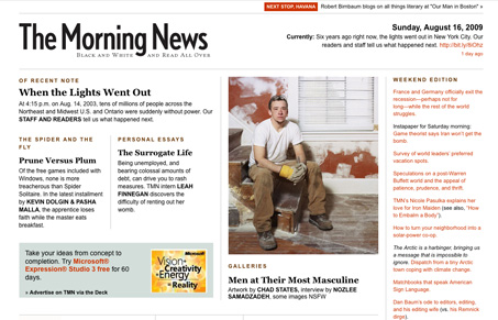 themorningnewsorg