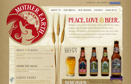 motherearthbrewingcom