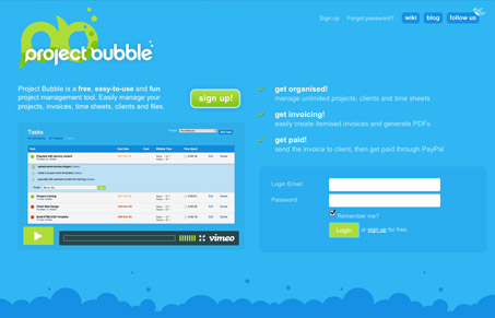 projectbubblecom