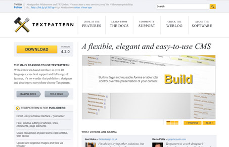 textpatterncom