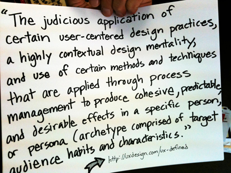 UX Definition