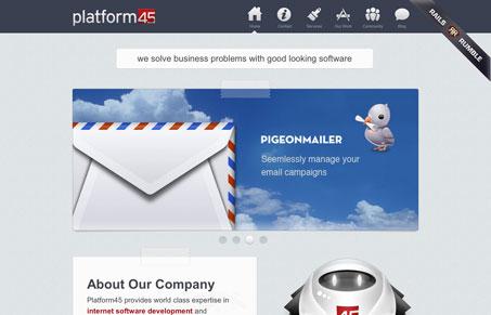 platform45com