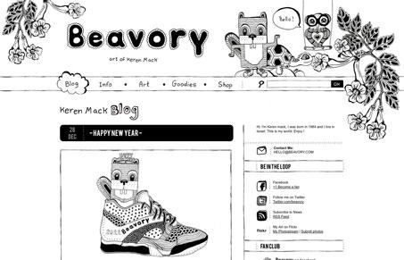 beavorycom
