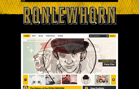 ronlewhorncom