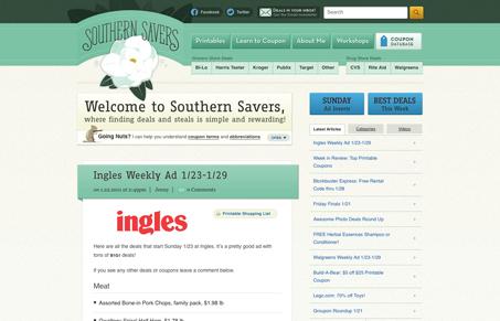 southernsaverscom