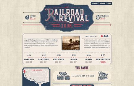 railroadrevivaltourcom