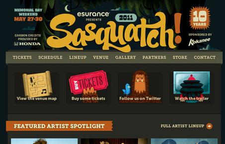 sasquatchfestivalcom