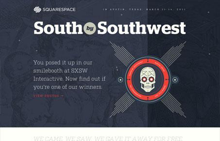 sxswsquarespacecom