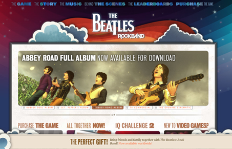 thebeatlesrockbandcom