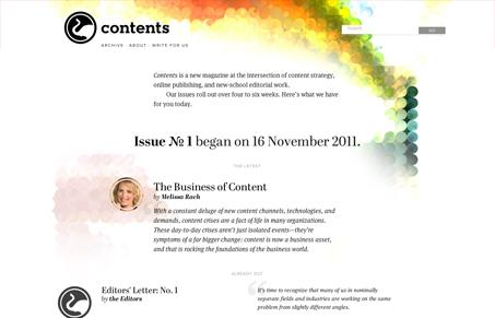 contentsmagazine